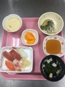 一冨士の日 握り寿司